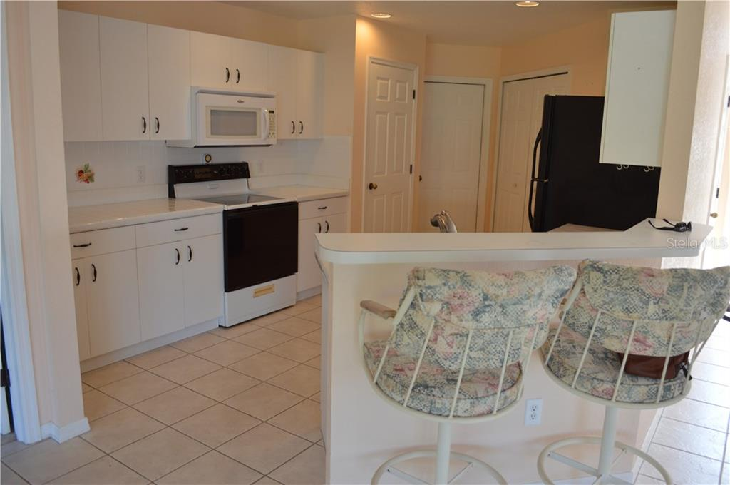 ***Tiled Kitchen With Breakfast Bar*** - Single Family Home for sale at 501 Islamorada Blvd, Punta Gorda, FL 33955 - MLS Number is C7248962