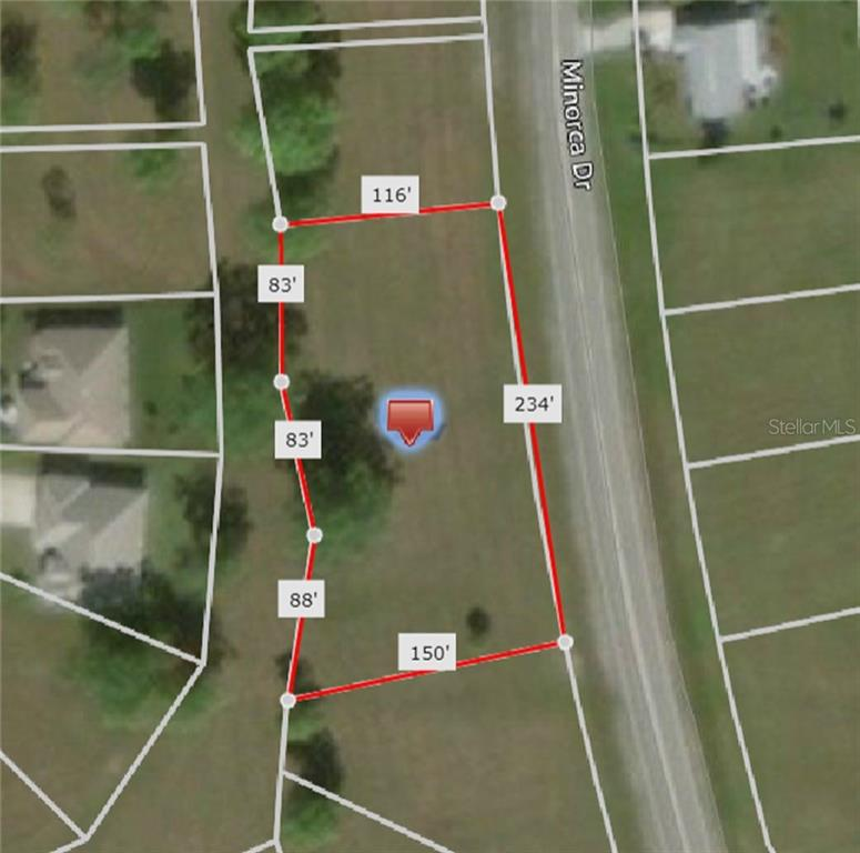 New Attachment - Vacant Land for sale at 16125 Minorca Dr, Punta Gorda, FL 33955 - MLS Number is C7249084