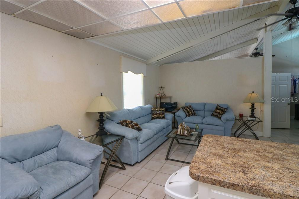 guest house living room - Single Family Home for sale at 3262 Great Neck St, Port Charlotte, FL 33952 - MLS Number is C7403390