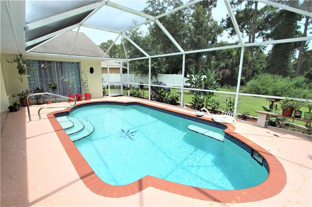 Pool - Single Family Home for sale at 4846 Weatherton St, North Port, FL 34288 - MLS Number is C7403500