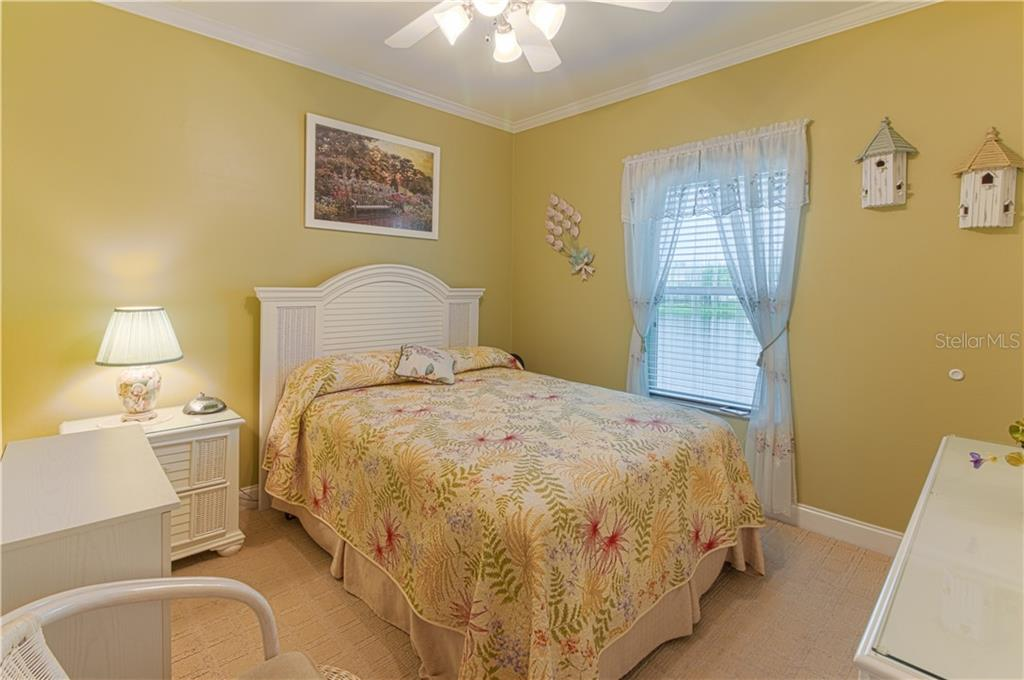 Guests room - Single Family Home for sale at 8663 Lake Front Ct, Punta Gorda, FL 33950 - MLS Number is C7403960