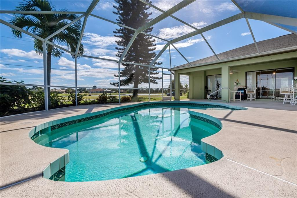 Seller Disclosure - Single Family Home for sale at 24356 Nicobar Ln, Punta Gorda, FL 33955 - MLS Number is C7407408