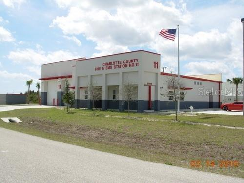 fire station nearby - Vacant Land for sale at 3084 Foley Dr, Punta Gorda, FL 33983 - MLS Number is C7407681