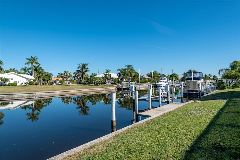 Canal - Single Family Home for sale at 2600 Via Veneto Dr, Punta Gorda, FL 33950 - MLS Number is C7409441