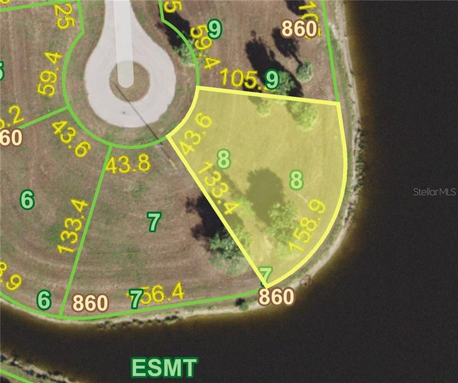 Lot dimensions - Vacant Land for sale at 16308 Cayman Ln, Punta Gorda, FL 33955 - MLS Number is C7413152