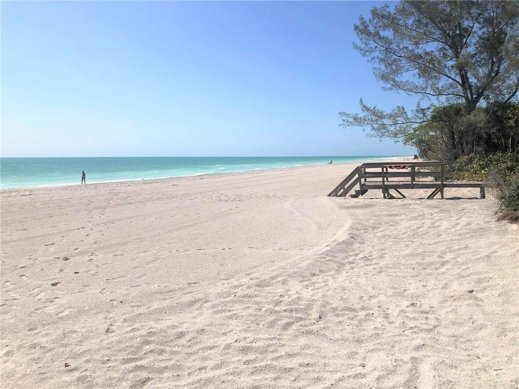Access to secluded beach on the Gulf of Mexico - Single Family Home for sale at 6150 Manasota Key Rd, Englewood, FL 34223 - MLS Number is C7415176