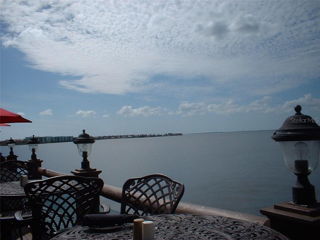 Enjoy the view from one of the many restaurants in Fishermens Village - Vacant Land for sale at 24166 Henry Morgan Blvd, Punta Gorda, FL 33955 - MLS Number is C7417999