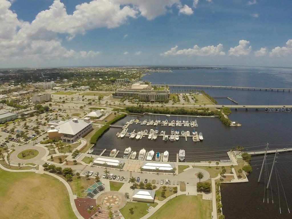 Laishley Park & Marina in downtown is host to many events during the year - Vacant Land for sale at 3567 Tripoli Blvd, Punta Gorda, FL 33950 - MLS Number is C7420403