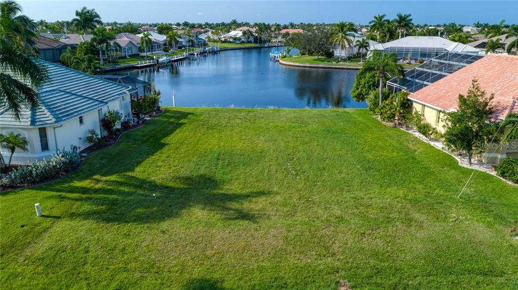 Can you just imagine building your home here? - Vacant Land for sale at 3567 Tripoli Blvd, Punta Gorda, FL 33950 - MLS Number is C7420403