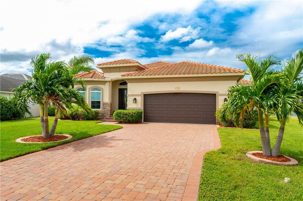 Single Family Home for sale at 17421 Isaac Ln, Punta Gorda, FL 33955 - MLS Number is C7420481