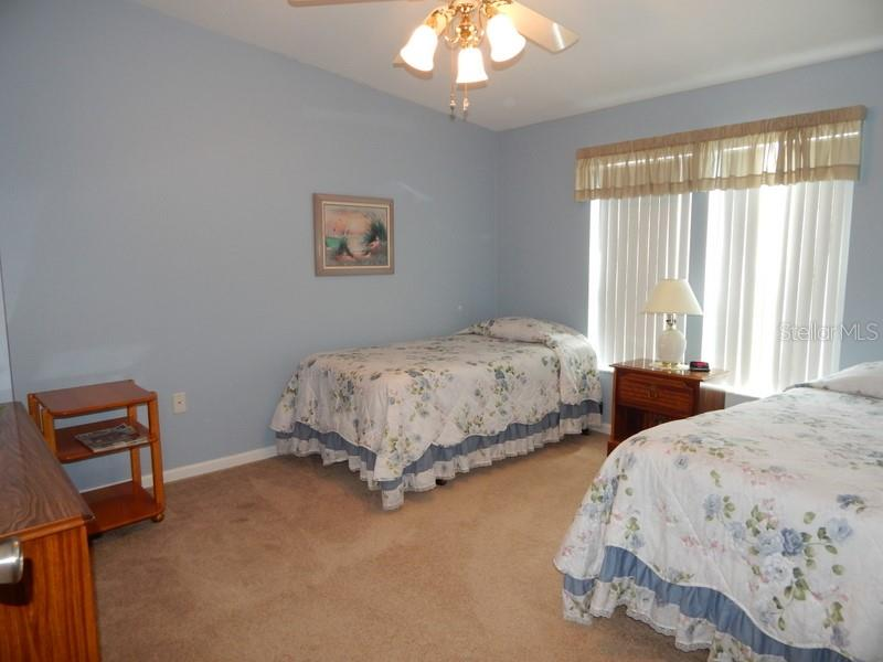 Bedroom two - Manufactured Home for sale at 31 Freeman Ave, Punta Gorda, FL 33950 - MLS Number is C7420702