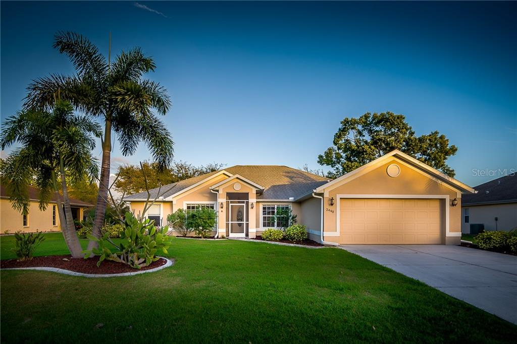 A well kept Cozy Home - Single Family Home for sale at 2440 Montpelier Rd, Punta Gorda, FL 33983 - MLS Number is C7421011