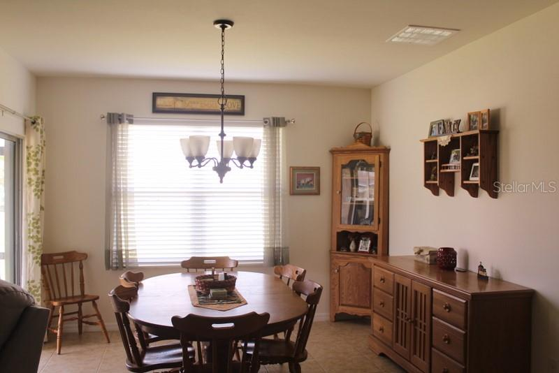 Dining Room - Single Family Home for sale at 25000 Lalique Pl, Punta Gorda, FL 33950 - MLS Number is C7421067