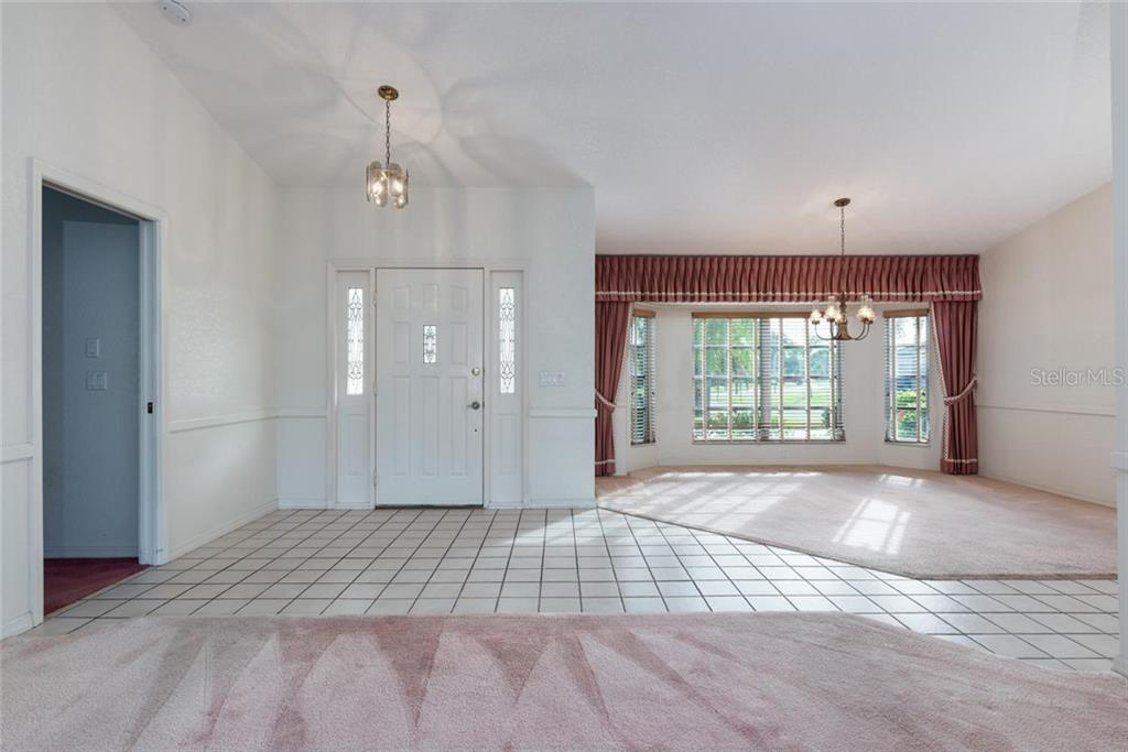 Formal dining room - Single Family Home for sale at 5001 Captiva Ct, Punta Gorda, FL 33950 - MLS Number is C7422558