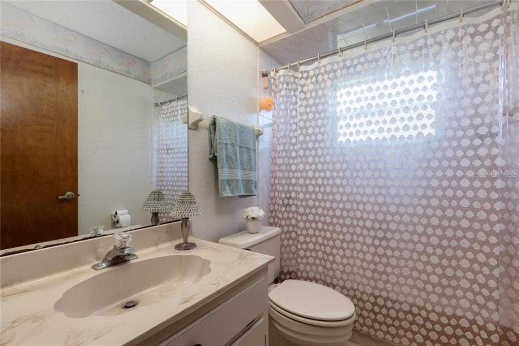 Guest bathroom - Single Family Home for sale at 5001 Captiva Ct, Punta Gorda, FL 33950 - MLS Number is C7422558