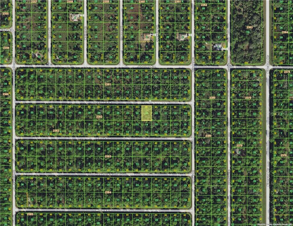 Vacant Land for sale at 13165 Parham Ave, Port Charlotte, FL 33953 - MLS Number is C7430140