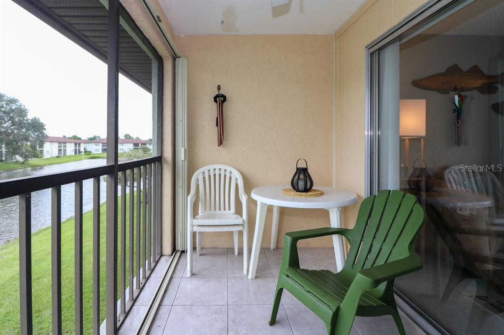Freshwater view - Condo for sale at 25100 Sandhill Blvd #M201, Punta Gorda, FL 33983 - MLS Number is C7433797