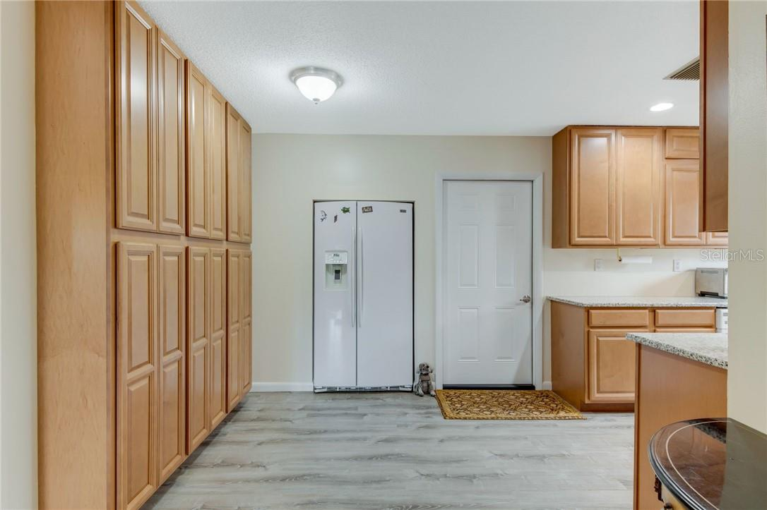 Spacious pantry and storage cabinets. Stock up and never run out! - Single Family Home for sale at 24368 Blackbeard Blvd, Punta Gorda, FL 33955 - MLS Number is C7436898