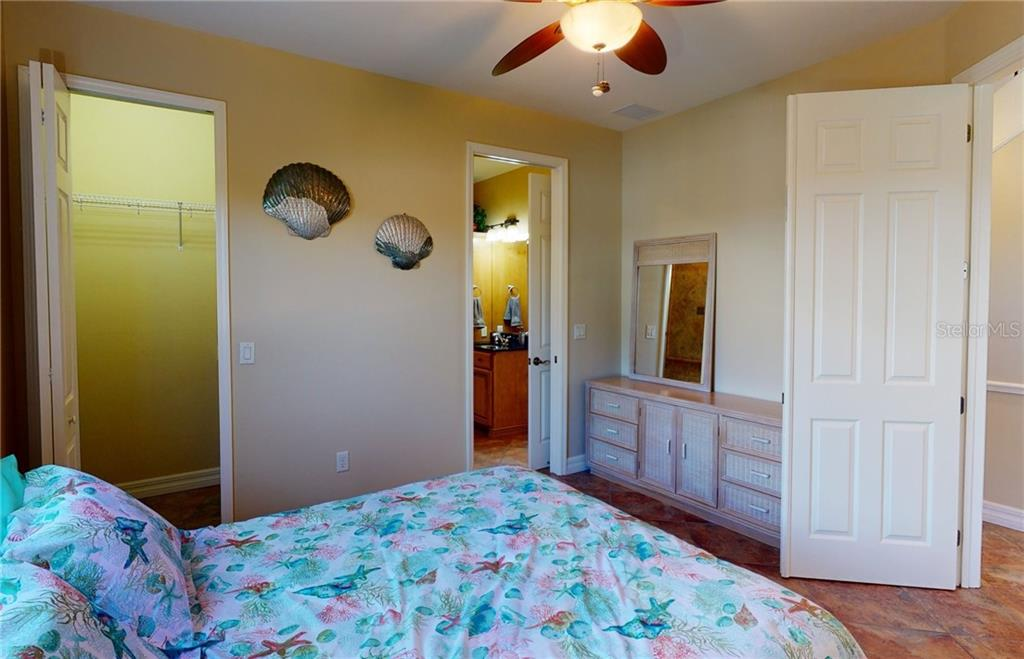 1st floor 3rd guest bedroom. - Single Family Home for sale at 4245 Spire St, Port Charlotte, FL 33981 - MLS Number is C7437570