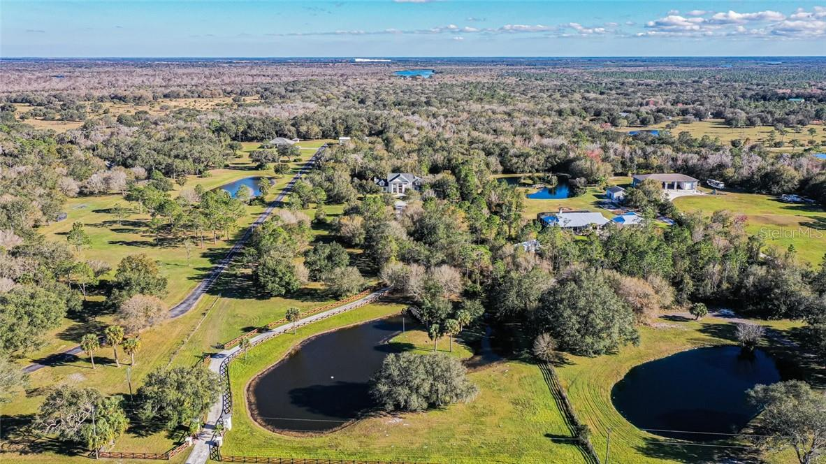 10+/- Acres minutes from I-75 exit 170 in SW DeSoto County - Single Family Home for sale at 10230 Sw County Road 769, Arcadia, FL 34269 - MLS Number is C7437596