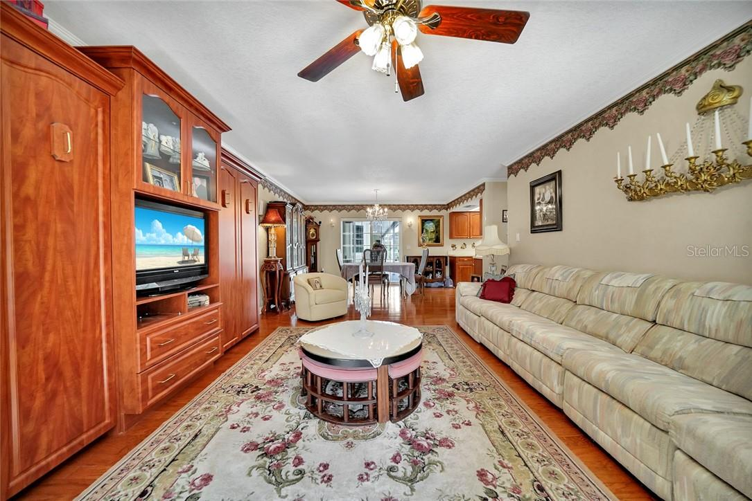 Spacious living room in Guest house - Single Family Home for sale at 10230 Sw County Road 769, Arcadia, FL 34269 - MLS Number is C7437596