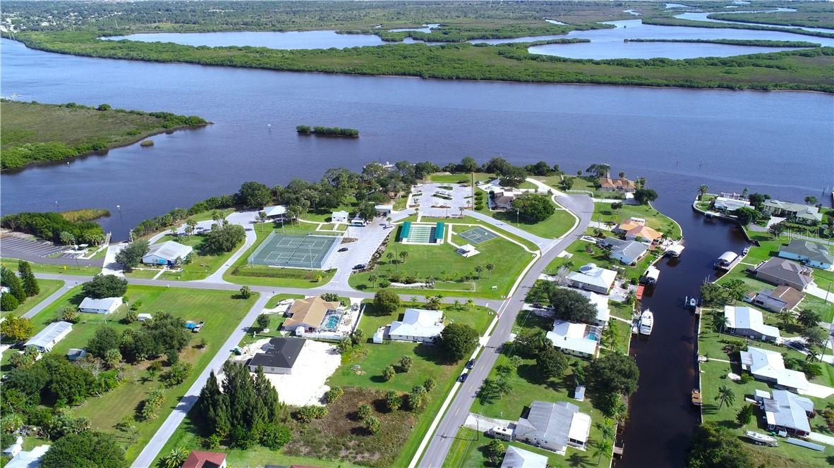 Harbour Heights Park and Public Boat Ramp on the Peace River - Vacant Land for sale at 2297 Marcella Ter, Punta Gorda, FL 33983 - MLS Number is C7438527