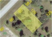 Aerial View - Vacant Land for sale at 351 Sweetwater Dr, Rotonda West, FL 33947 - MLS Number is C7232175