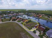 Wide canal & turning basin for easy docking - Vacant Land for sale at 4027 Turtle Dove Cir, Punta Gorda, FL 33950 - MLS Number is C7237554