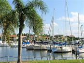 Boats moored in the south marina basin. - Condo for sale at 3392 Sunset Key Cir #b, Punta Gorda, FL 33955 - MLS Number is C7249092