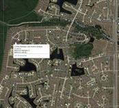 Aerial OUT - Vacant Land for sale at 17034 Espana Cir, Punta Gorda, FL 33955 - MLS Number is C7251593