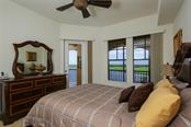 Master bedroom with gorgeous views - Condo for sale at 95 Vivante Blvd #303, Punta Gorda, FL 33950 - MLS Number is C7402746