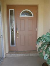 Screened entryway - Single Family Home for sale at 416 Bahia Grande Ave, Punta Gorda, FL 33983 - MLS Number is C7408301