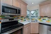 Gorgeous water view while cooking! - Single Family Home for sale at 572 Toulouse Dr, Punta Gorda, FL 33950 - MLS Number is C7411184