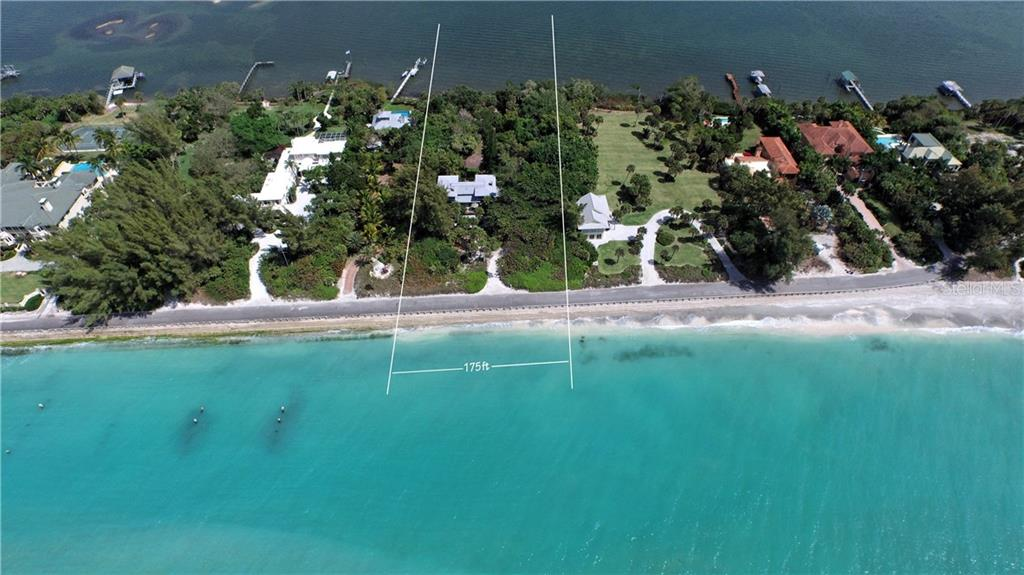 Seller's Disclosrue - Vacant Land for sale at 608 N Casey Key Rd, Osprey, FL 34229 - MLS Number is A4127758