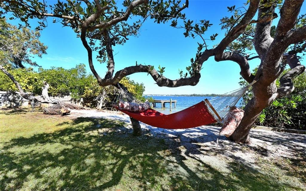 Relaxing Bayfront location on Siesta Key - Vacant Land for sale at 8535 Midnight Pass Rd, Sarasota, FL 34242 - MLS Number is A4146348