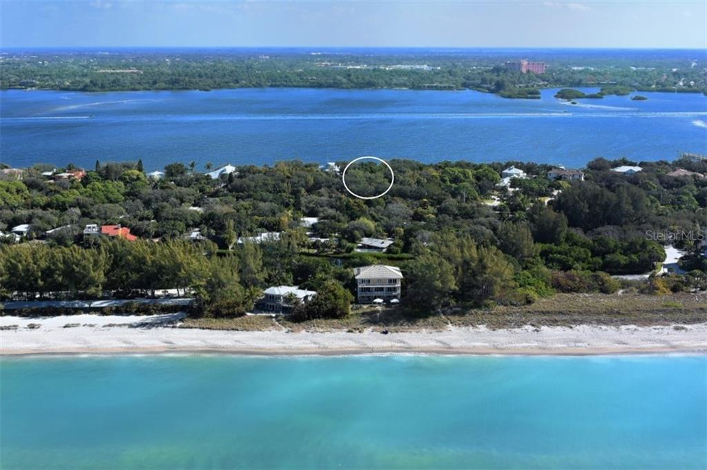 Just a stones throw to the Gulf - Vacant Land for sale at 8535 Midnight Pass Rd, Sarasota, FL 34242 - MLS Number is A4146348