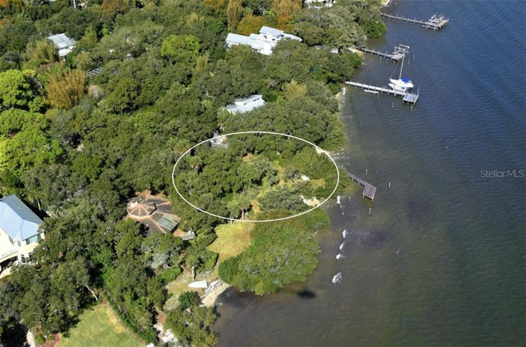 Elevation Certificate - Vacant Land for sale at 8535 Midnight Pass Rd, Sarasota, FL 34242 - MLS Number is A4146348