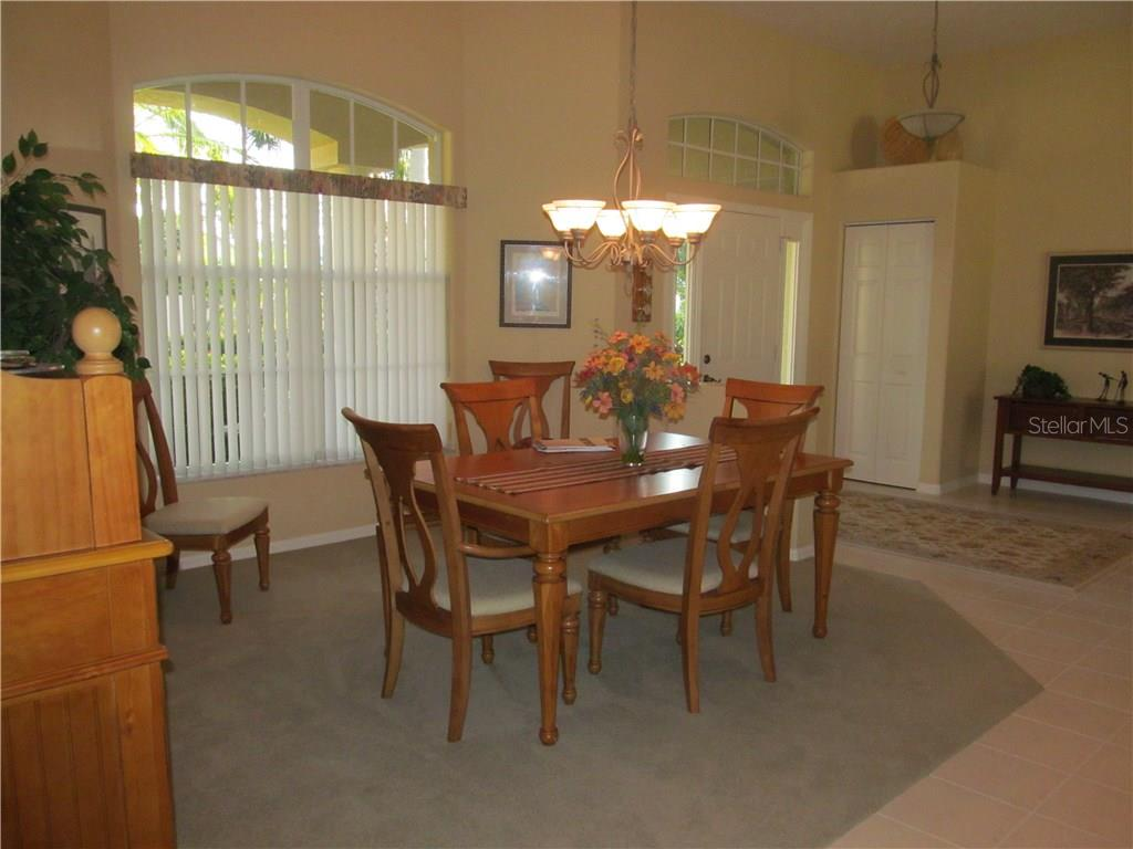 FORMAL DINING ROOM. - Single Family Home for sale at 7007 Chickasaw Bayou Rd, Bradenton, FL 34203 - MLS Number is A4177136