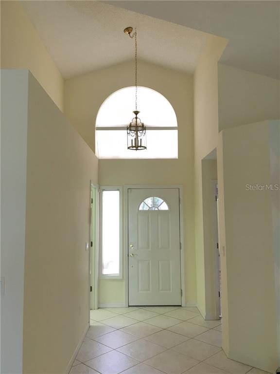 ENTRANCE FOYER - Single Family Home for sale at 1203 Harbor Town Way, Venice, FL 34292 - MLS Number is A4180060
