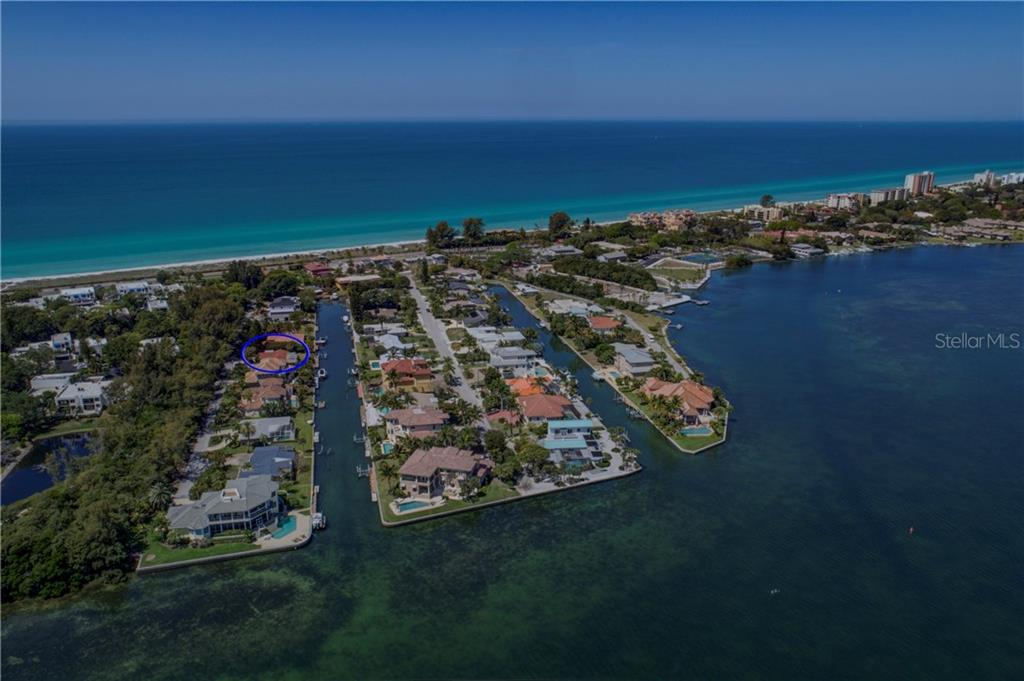 Single Family Home for sale at 581 Kingfisher Ln, Longboat Key, FL 34228 - MLS Number is A4182030