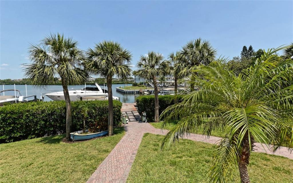 Back View - Single Family Home for sale at 3380 Gulf Of Mexico Dr, Longboat Key, FL 34228 - MLS Number is A4185604