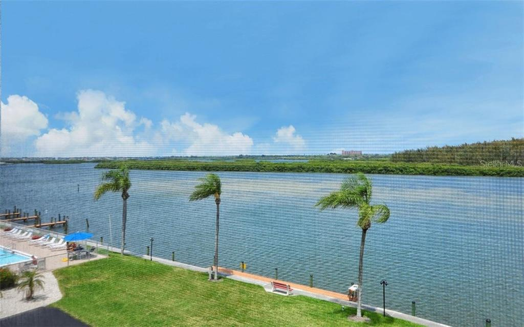 Intracoastal views - Condo for sale at 9397 Midnight Pass Rd #403, Sarasota, FL 34242 - MLS Number is A4185842
