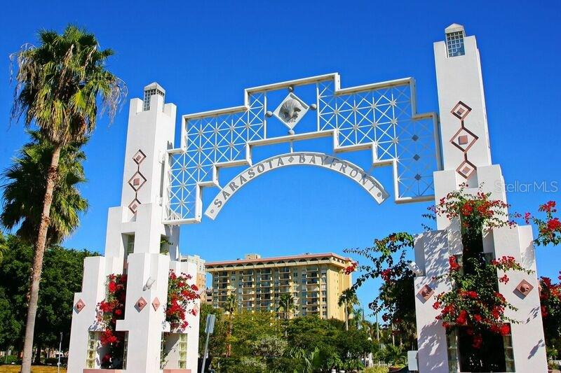 Condo for sale at 1350 Main St #1408, Sarasota, FL 34236 - MLS Number is A4187223