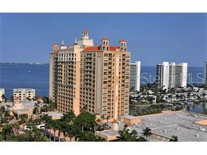 The Ritz Carlton offers concierge, in-room dining, valet, Bay front pool, social room, secured parking and first-class service. - Condo for sale at 1111 Ritz Carlton Dr #1505, Sarasota, FL 34236 - MLS Number is A4188921