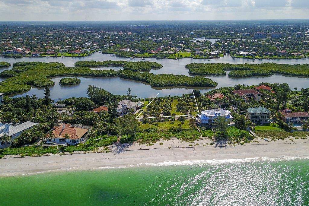 Deeded Beach access to beautiful surf, sand and sunsets. - Vacant Land for sale at 3000 Casey Key Rd, Nokomis, FL 34275 - MLS Number is A4190389