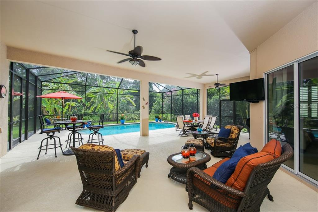 Incredible Indoor/Outdoor Living Spaces--Perfect for Entertaining or Just Relaxing & Enjoying the Florida Lifestyle - Single Family Home for sale at 5770 Rock Dove Dr, Sarasota, FL 34241 - MLS Number is A4190439