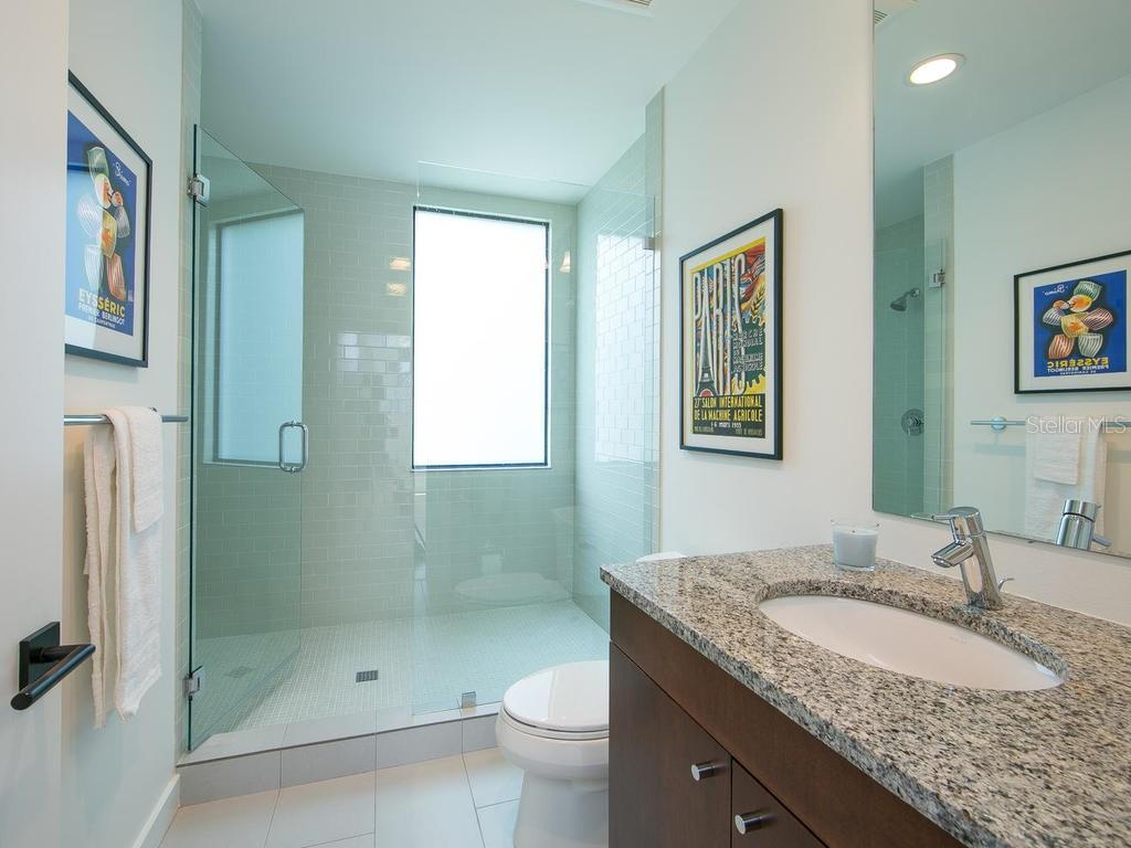 Detached guest house bathroom! - Single Family Home for sale at 2315 Mietaw Dr, Sarasota, FL 34239 - MLS Number is A4191514