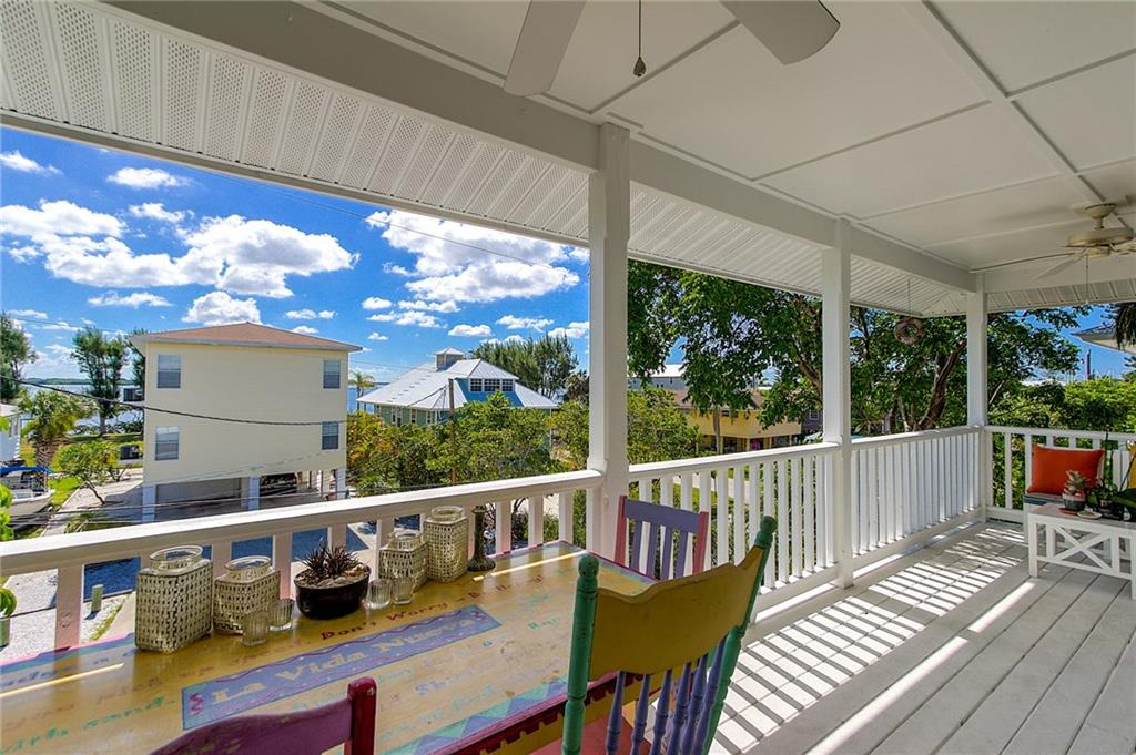 Balcony 2nd Floor - Single Family Home for sale at 2502 Avenue B, Bradenton Beach, FL 34217 - MLS Number is A4191682