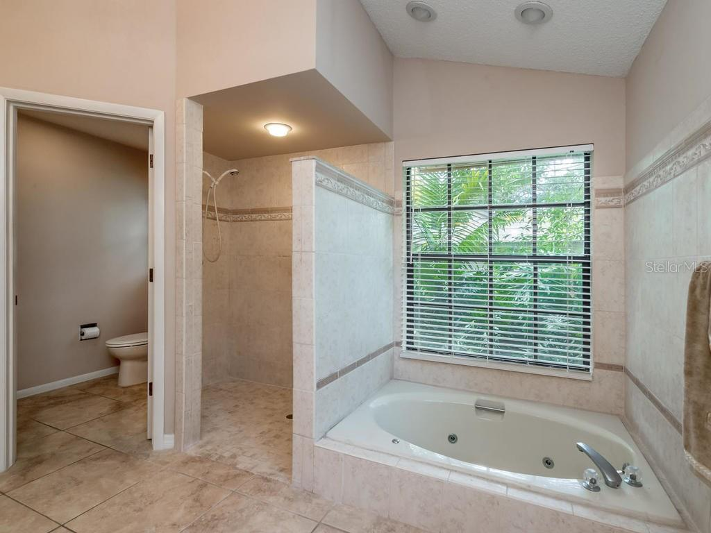 Master Bath additional view - Single Family Home for sale at 7520 Weeping Willow Dr, Sarasota, FL 34241 - MLS Number is A4196497