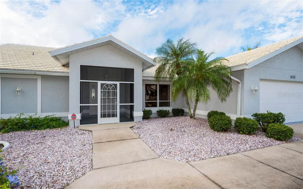 Watergolf OPTIONAL - Single Family Home for sale at 1632 Valley Dr, Venice, FL 34292 - MLS Number is A4197771